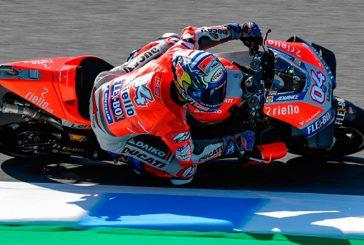 MotoGP:  Dovizioso logra la pole en Japón
