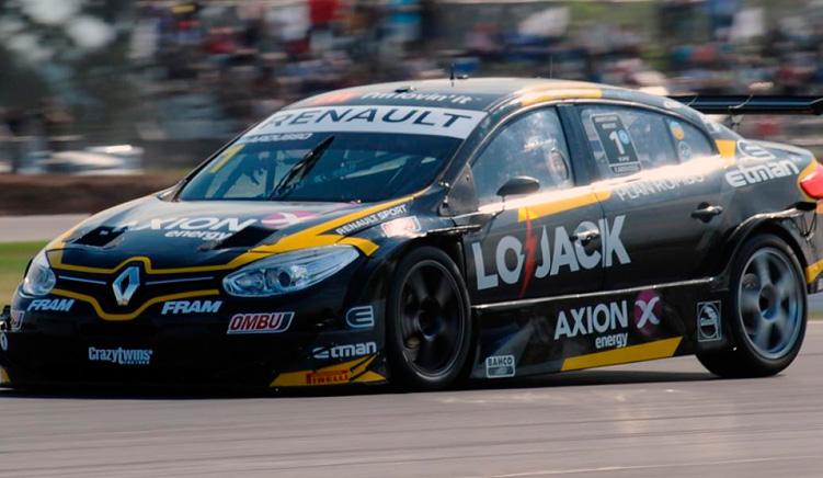 """STC2000: El """"Facu"""" Ardusso puso bien arriba a Renault"""