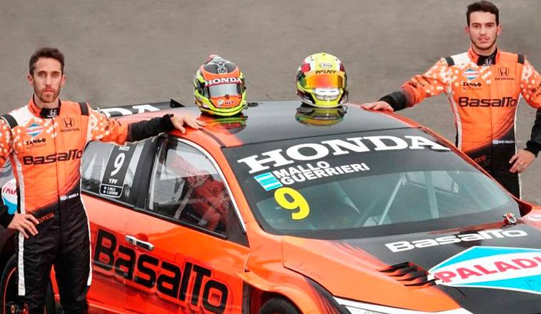 STC2000: De la mano de Honda, Guerrieri vuelve a las pistas