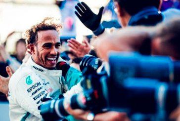 Fórmula 1: Verstappen gana y Hamilton iguala a Fangio