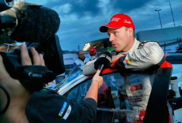 WRC: Latvala termina el sábado bien arriba