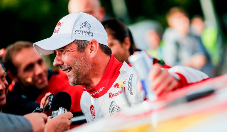 WRC: Sébastien Loeb y un emocionante triunfo