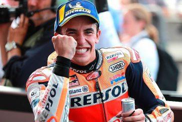MotoGP: Marc Márquez domina en Tailandia