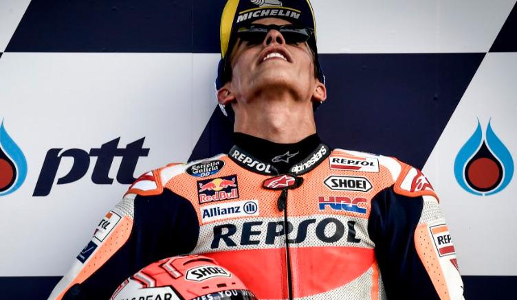 MotoGP: Márquez no se cansa de hacer historia: ¡pole desde la Q1!