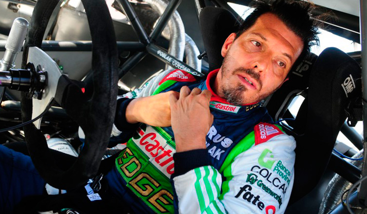 TC: Suspendieron a Mazzacane