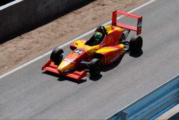 F2.0: Moggia logró la pole inaugural de San Nicolás