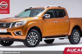 Presentación: Nissan Frontier fabricada en Argentina