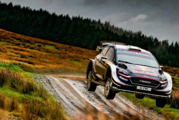 WRC: Ogier toma el liderazgo