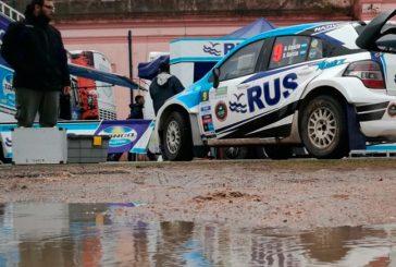 Rally Argentino: La lluvia complica el arranque