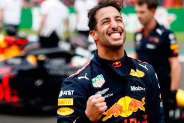 Fórmula 1: Ricciardo se quedó con la pole en México