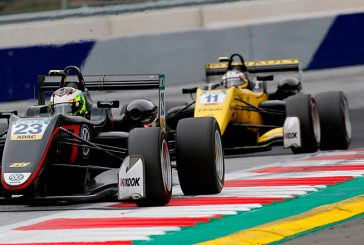 F3 Europea: Sacha Fenestraz clasificó 10º