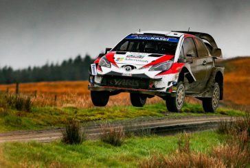 WRC: Tänak sigue liderando en Gales