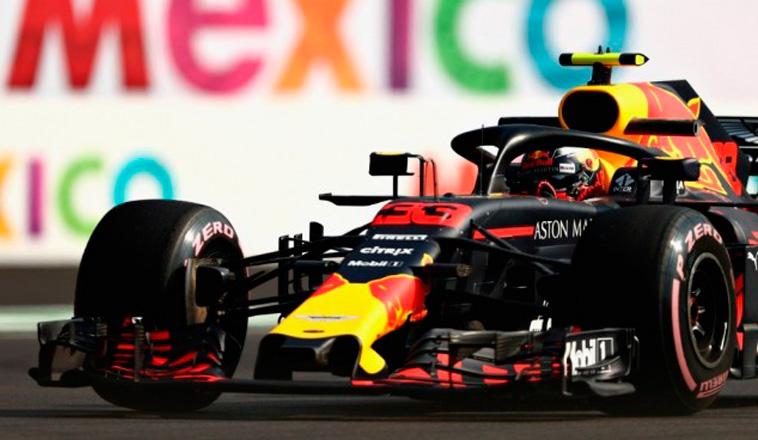 Fórmula 1: Red Bull pide paso en unos sorprendentes primeros libres de México