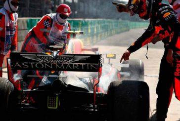 Fórmula 1: Max Verstappen vuelve a comandar los tiempos en los Libres 2