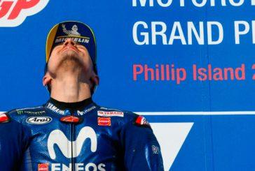 MotoGP: Viñales gana y rompe el maleficio de Yamaha tras 25 carreras