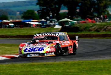 TC: Werner sigue imbatible en Olavarría
