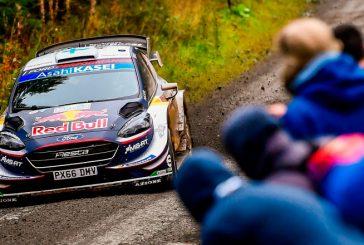 WRC: Suninen se quedó con el Shakedown de Gales