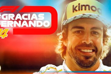 Fórmula 1: McLaren homenajeará a Alonso