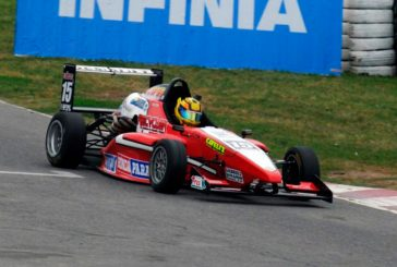 F2: Moscardini y Bastidas los más rápidos