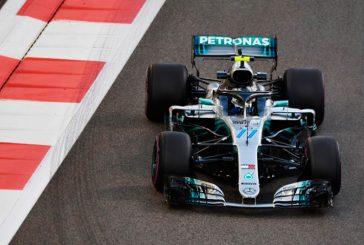 Fórmula 1: Bottas pone a Mercedes en lo más alto