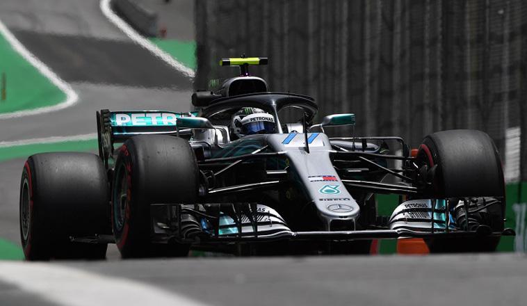 Fórmula 1: Bottas encabeza el doblete de Mercedes en los Libres2