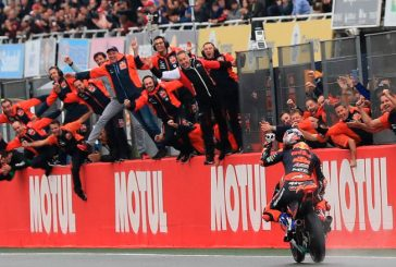 MotoGP: Oliveira gana en Moto2; Can Öncü debuta y triunfa en Moto3
