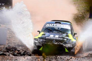 Rally Argentino: D´Agostini es líder en Mendoza