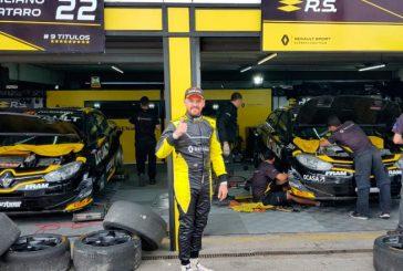 "STC2000: ""Josito"" Di Palma el más veloz de los invitados"
