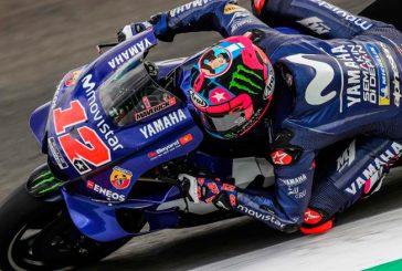 MotoGP: Viñales cierra el Test de Valencia con el mejor tiempo