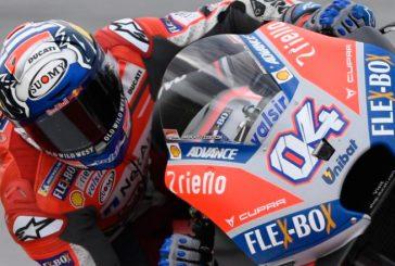 MotoGP: Dovizioso se lleva los Libres1