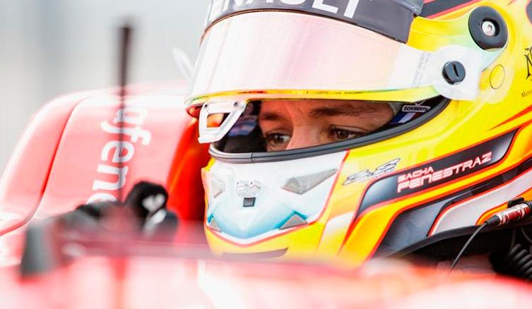 F3 Europea: Fenestraz fue 18º en Abu Dhabi