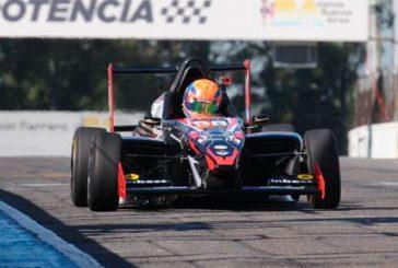 F2.0: Fernández se llevó la pole
