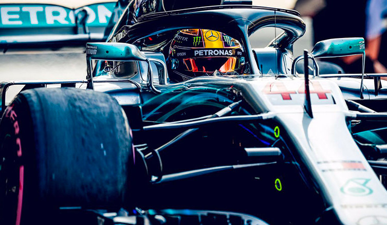 Fórmula 1: Otra pole con récord para Hamilton