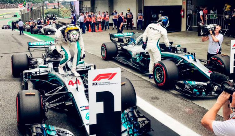 Fórmula 1: Hamilton acrecienta su historia