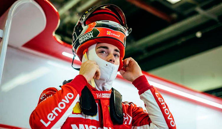 Fórmula 1: Leclerc finaliza los test de Abu Dhabi con el mejor tiempo