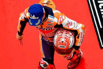 MotoGP: La sanción de Márquez (7.º) deja la pole a Zarco y Rossi 2.º