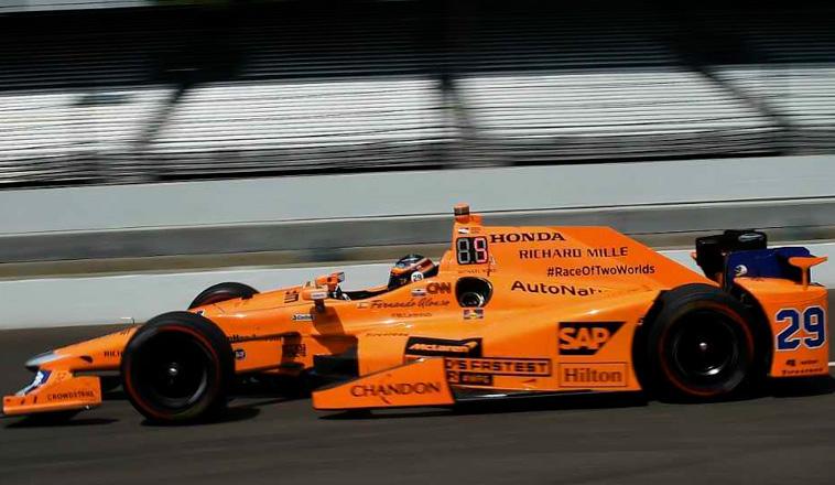 Indy Car: Alonso vuelve a las 500 millas