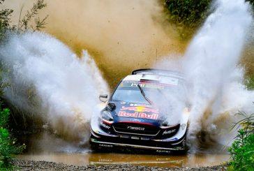 WRC: Ogier se queda con el viernes australiano