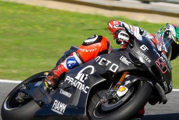 MotoGP: Petrucci domina un test en el que Lorenzo llegó a liderar