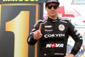 TC: Impresionante clasificación de Rossi