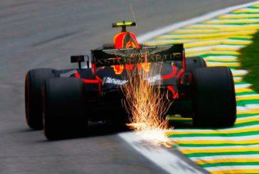Fórmula 1: Verstappen golpea primero en los Libres1 de Brasil