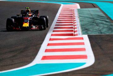 Fórmula 1: Verstappen sorprende en los Libres1