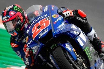 MotoGP: Viñales contraataca y logra su segunda pole del año