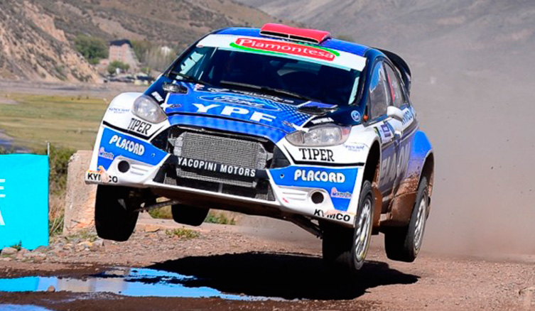 Rally Argentino: Otra corona más para Villagra