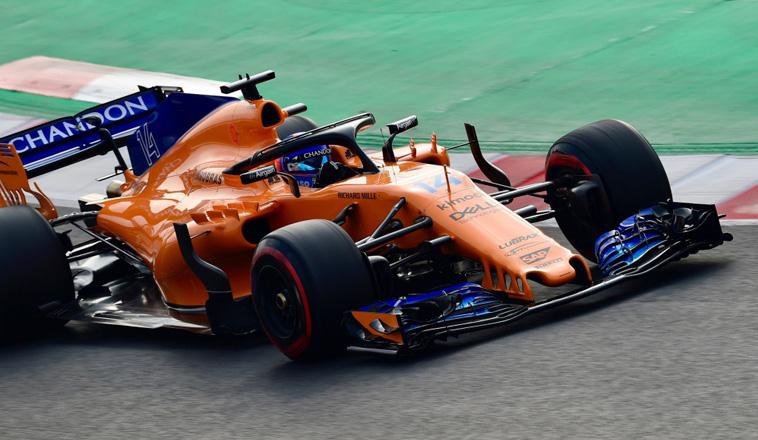 """Fórmula 1: McLaren se quedó sin tiempo para construir un vehículo """"B"""""""