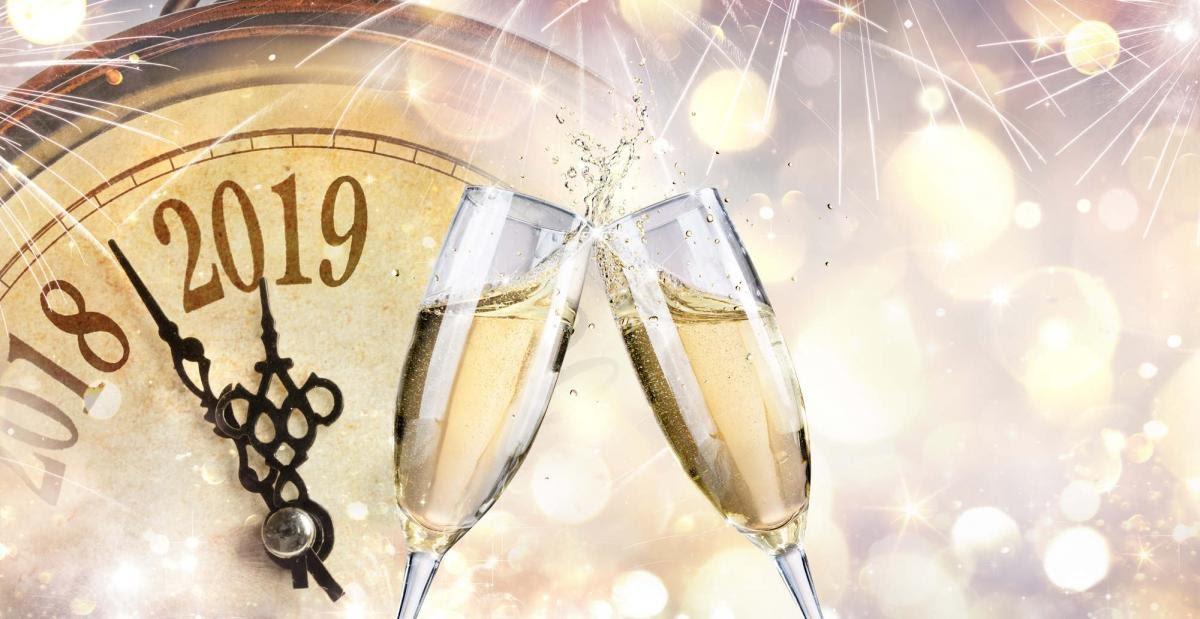 Muy feliz 2019!!!