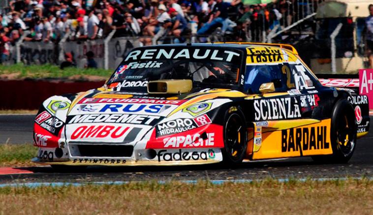 TC: Rossi, Ebarlin y Ardusso se llevaron las series