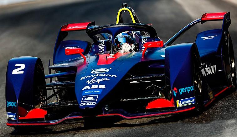 "Fórmula E: ""Pechito"" López terminó octavo en los test"