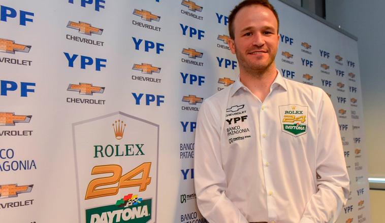 Canapino correrá las 24 Horas de Daytona