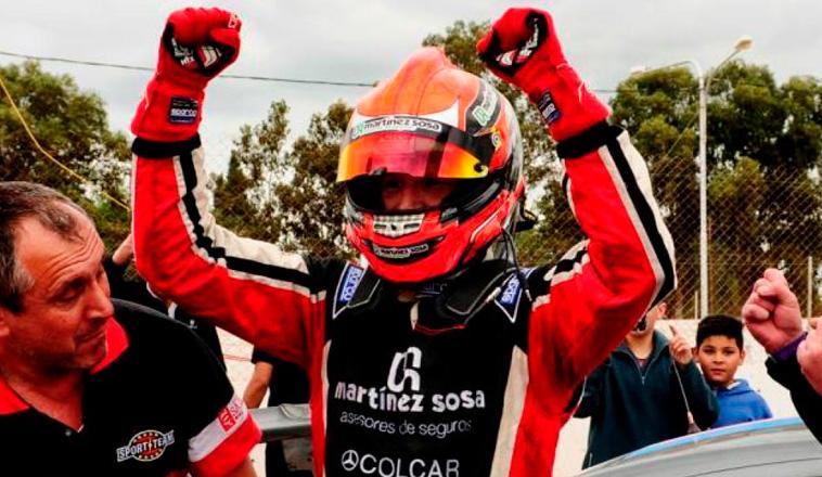 TRV6: Canapino logra la pole y definirá el campeonato